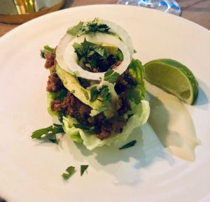 Japanska tacos